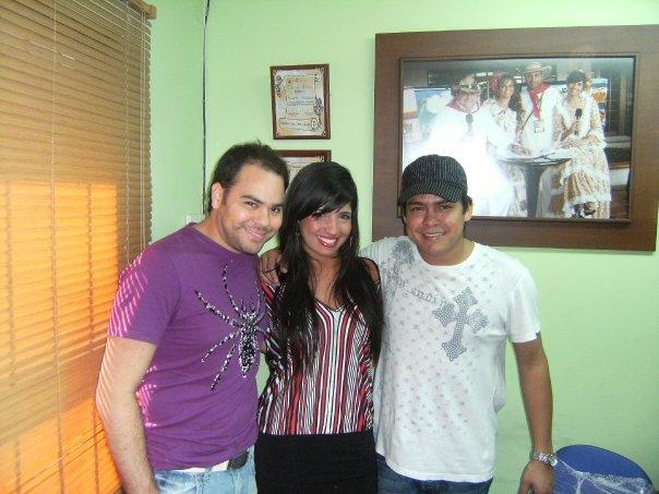Emiliano y Ponchito en Manaure