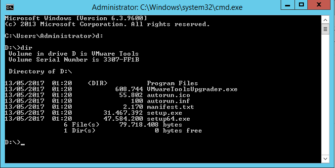 reinstalar vmware tools