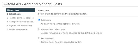 add hosts