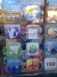 WordPress iPhone App in Pasadena Apple Store