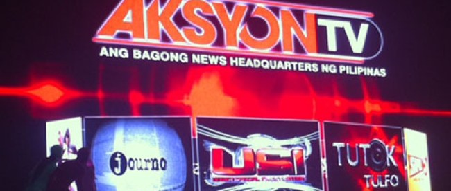 News5 Airs Nonstop News On Aksyon Tv Channel 41 On February 21