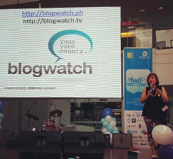 blogwatch talk
