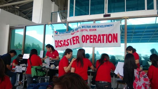 dswd disaster operation