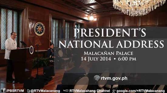 president noynoy aquino on DAP