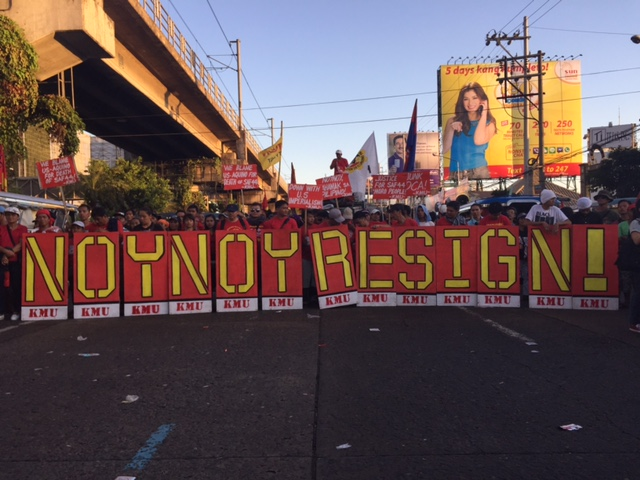 noynoy resign