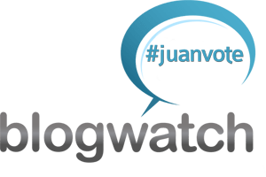 #juanvote blogwatch