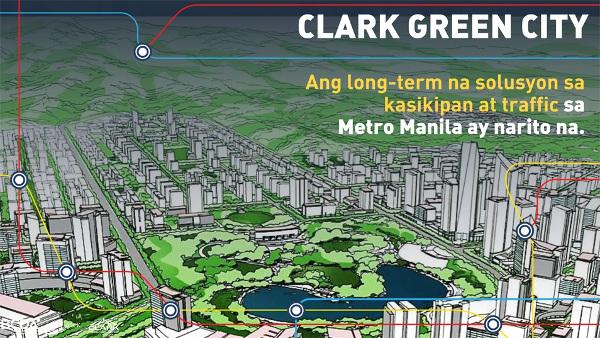 clark green city