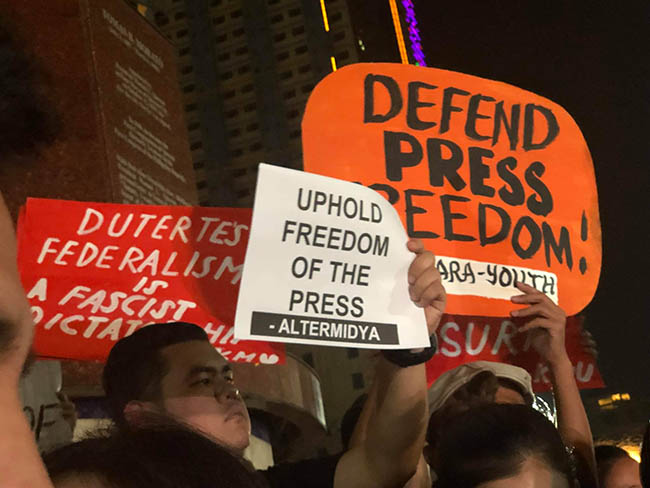 Bloggers for Freedom