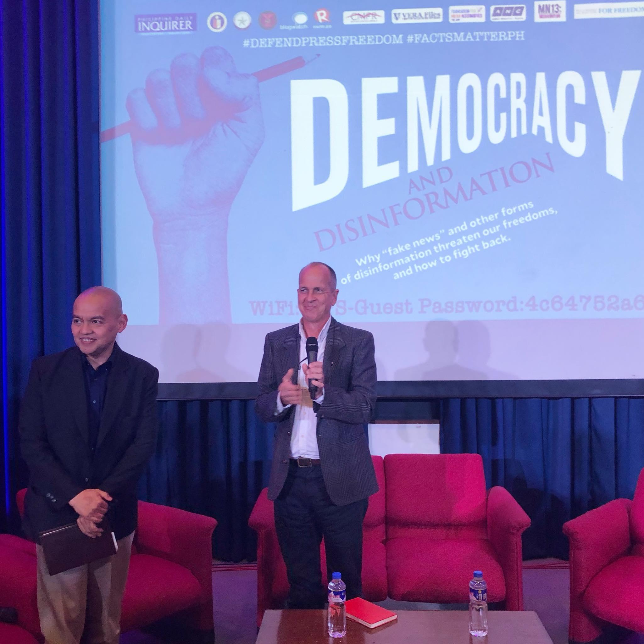 democracy and disinformation leonen