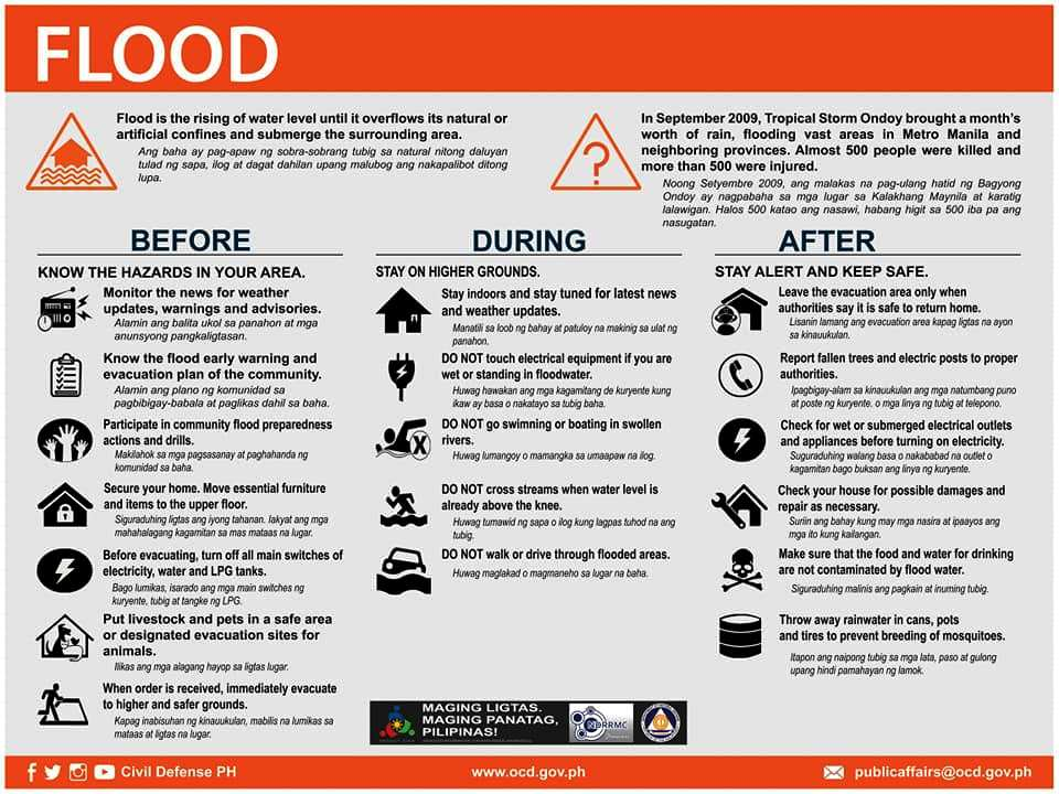 emergency preparedness flood