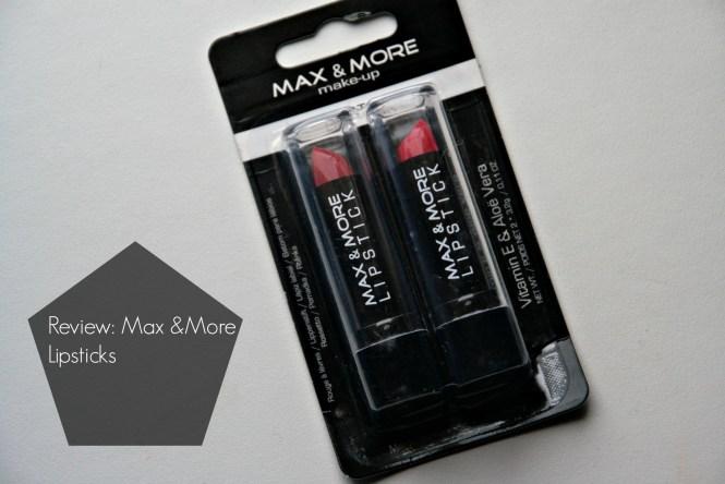 lipsticks max