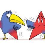 PSDB versus PT, irmãos siameses