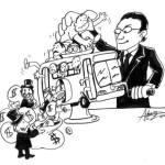 Novo sistema de transporte público, o coletivo lotação