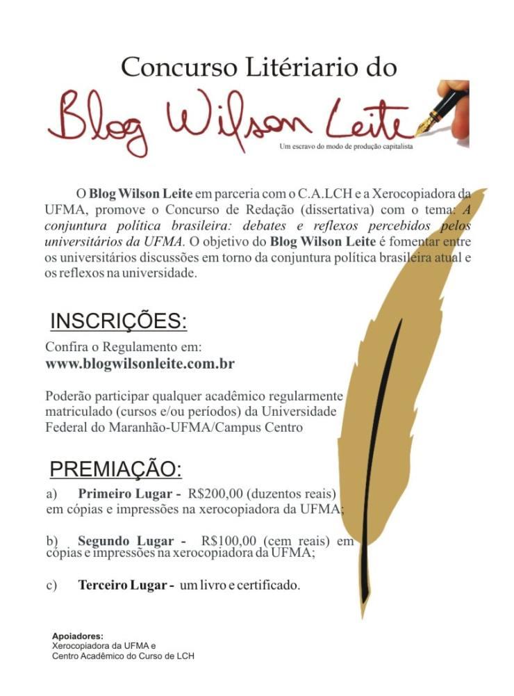 Concurso-blog-wilson-leite
