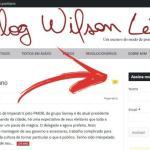 Promoção do Blog Wilson Leite
