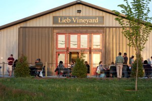 Lieb Cellars Oregon Road Spring 2013