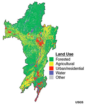 HV Watershed land use
