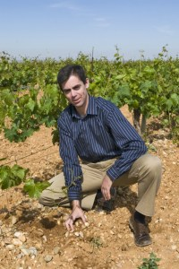 Villar in the vineyard