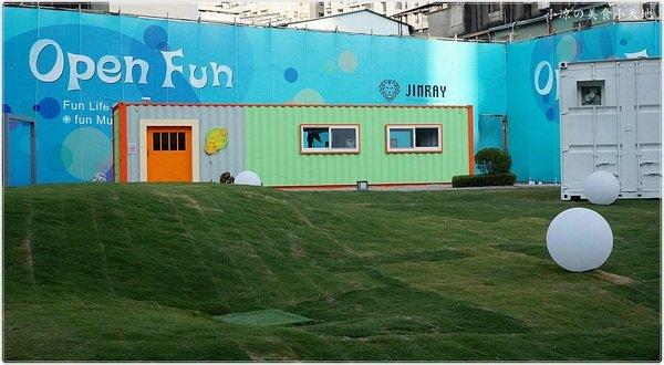 2a7cd155 1f12 46b3 8e66 170f4cfb1bde - OpenFun 藝術家駐村║台中新景點。免費入園!文創藝術新空間,IG打卡新熱點!夢幻的白色貨櫃,就是要讓你拍不停~