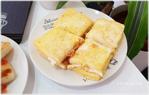 """bf3a1176 c9fe 41ee a013 93b6f6a753b2 - 台中早餐║轉角遇到""""Mary Breakfast Cafe"""",不用百元套餐口味選擇多、份量不少還附飲料超平價~~"""