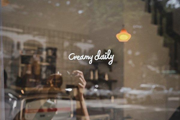 e9212741 0611 47b2 9824 00fec1ff241f - CREAMY DAILY COFFEE║緊鄰豐樂公園旁韓系咖啡館,愜意下午茶吃甜點又好拍的小店,IG網美必收藏名單!