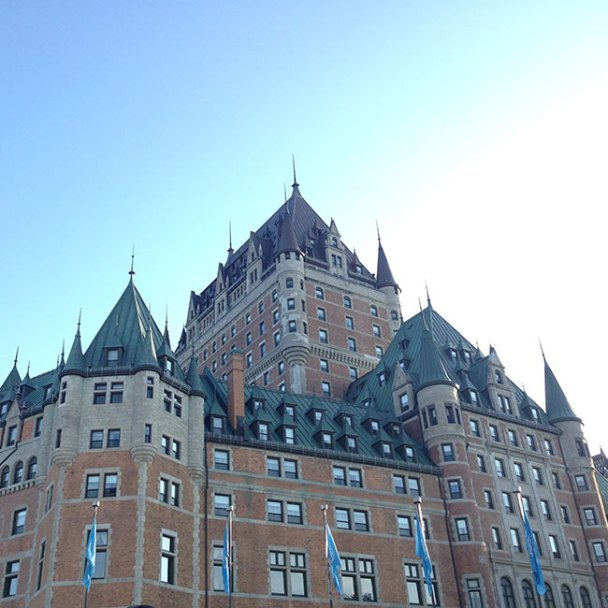 frontenac-chateau