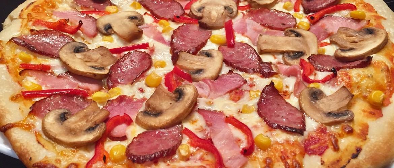 Pizza jak z restauracji