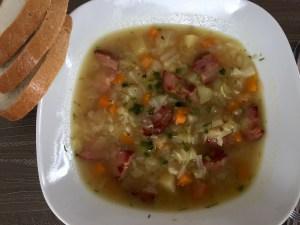 Pyszna i sycąca zupa