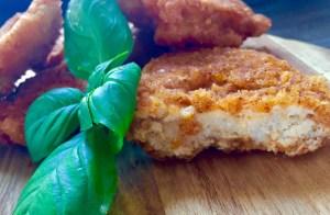 Kurczak w chrupiącej panierce na obiad