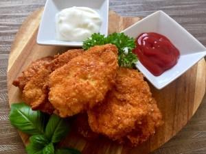 Kurczaczki na obiad