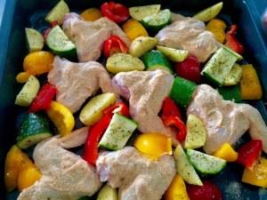 Pyszny i szybki obiad z mięsa i warzyw