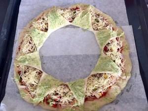 Pizza w innym kształcie