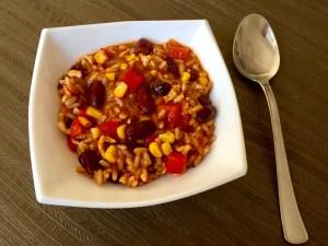 Ryż z mięsem indyka na szybki i pyszny posiłek