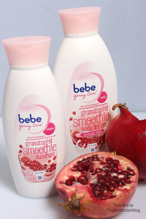 bebe Young Care neue Fruchtbomben s