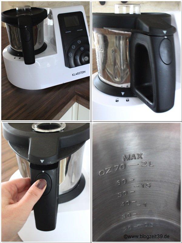Klarstein Kitchen Hero 9-in-1 / Die ganze Küche in einem Gerät