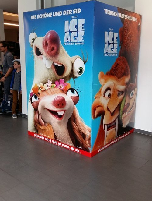 Preview | Ice Age – Kollision voraus! 3D