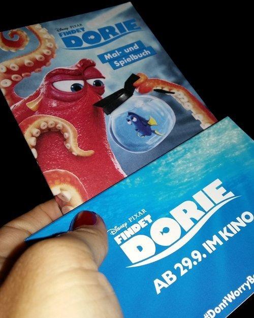 Preview Kinofilm – Findet Dorie