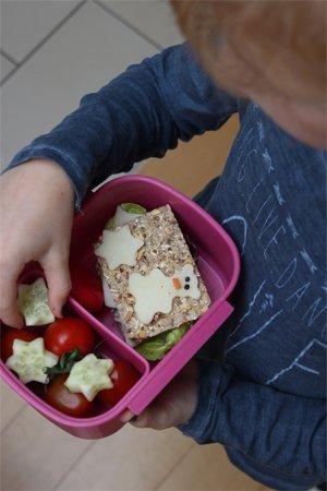 Dauerfrust Pausenbrot zwischen Kinderjogurt und Wurstbrot
