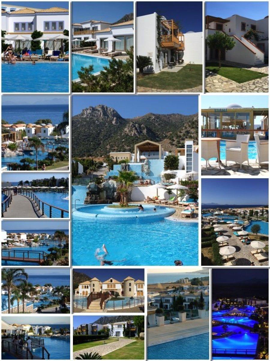Urlaub im Mitsis Blue Domes Resort & Spa auf Kos