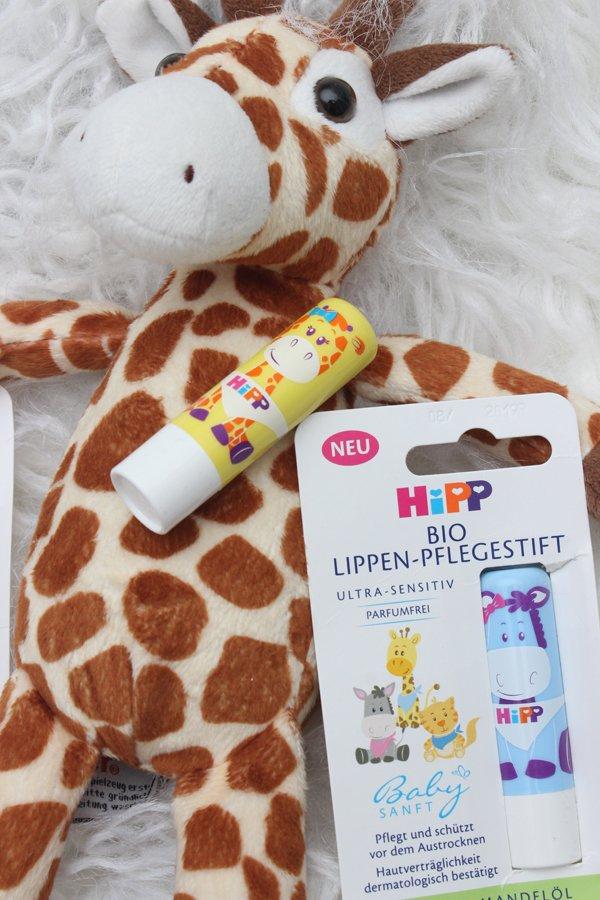 """Warum unsere Tochter in der """"HiPP Babysanft Bio Lippen-Pflegestift"""" -Phase ist"""