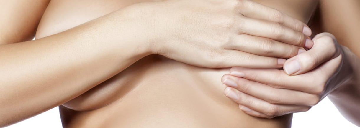 Двойная складка на груди 1
