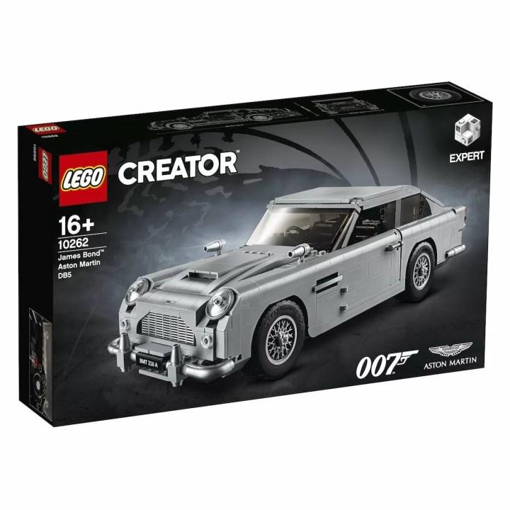 LEGO Creator Expert James Bond Aston Martin DB5 – 10262