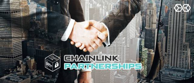 ChainLink Partnerships - Source: Shutterstock.com