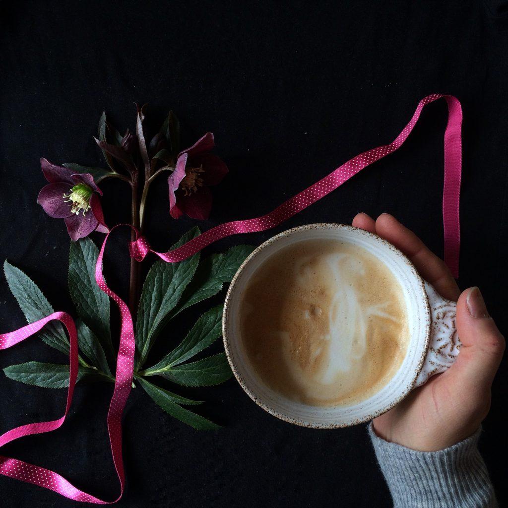 blomsterkaffe helleborus