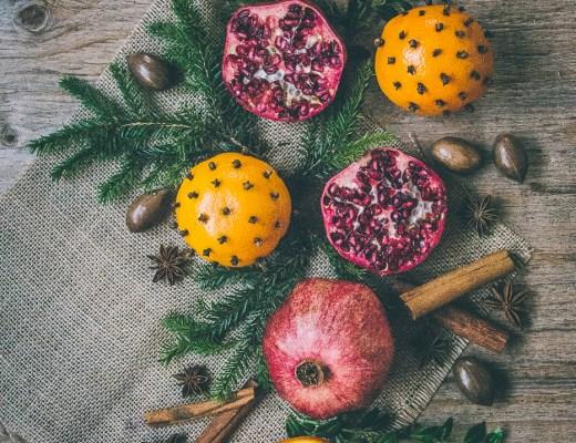stilleben jul doft smak