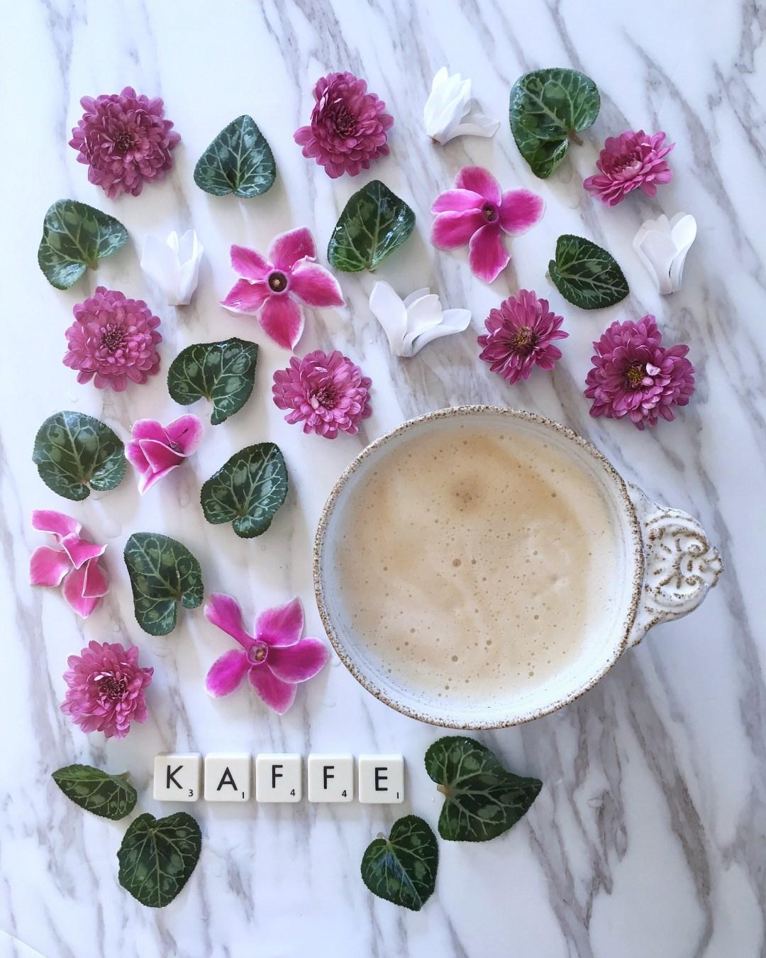 blomsterkaffe