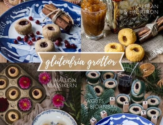 glutenfria syltgrottor