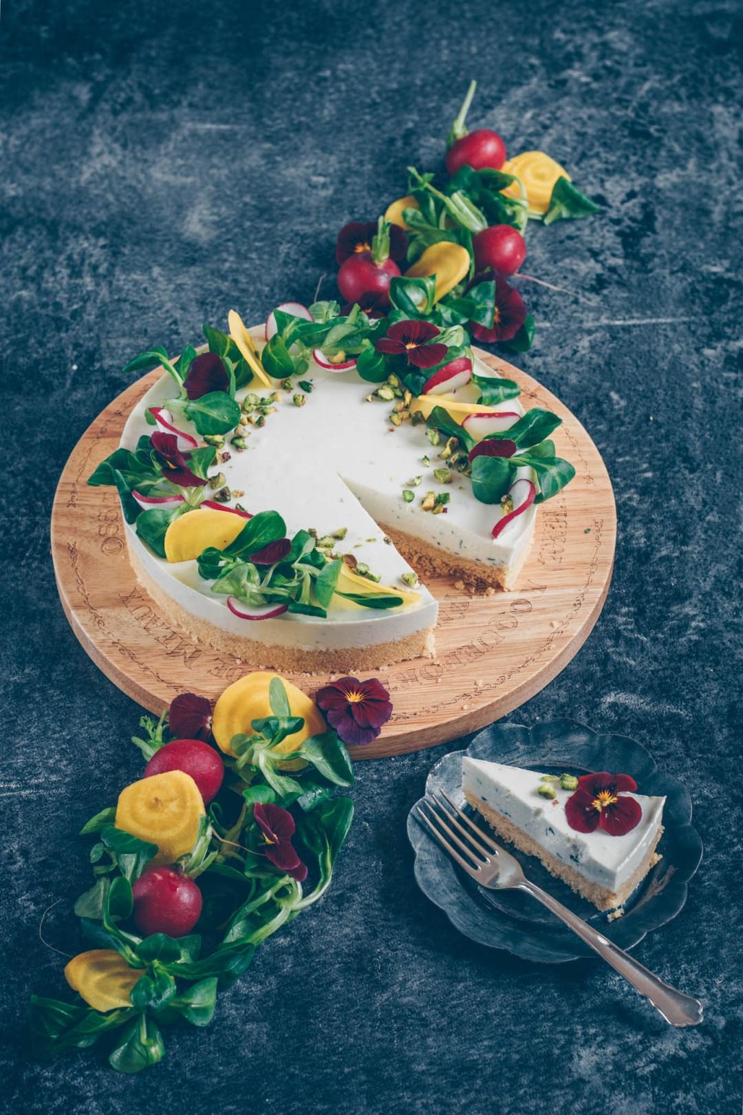 osttårta saint agur