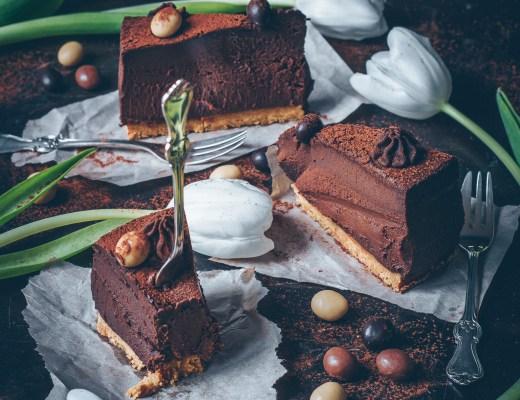 no bake chokladcheesecake