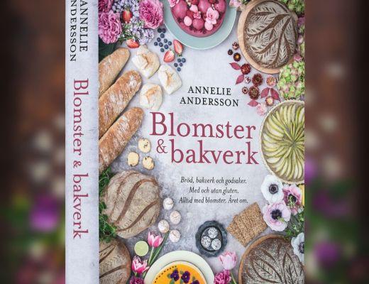 blomster & bakverk bok